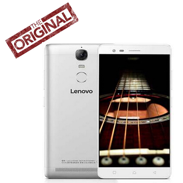 Original New Lenovo Lemon K5 Note Cell Phone Android 6.0 MTK Helio P10 Octa Core 1.8GHz 5.5inch 1920X1080P 13MP Camera 3500Mah
