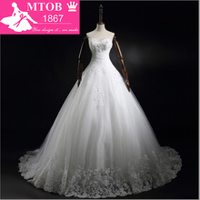 MTOB1867 Vestido De Noiva 2018 Wedding Dresses Bride Dress