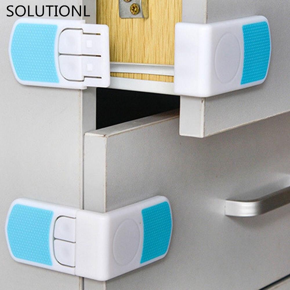 Child Safety Lock Baby Safety Cabinet Drawer Cupboard