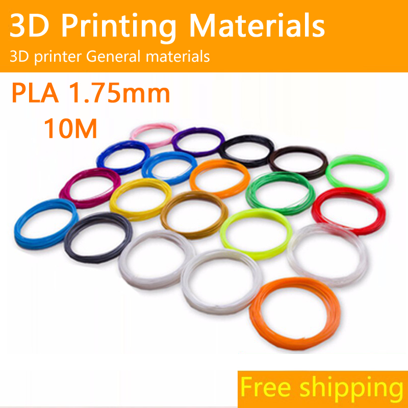 3D Printing Materials Printer 3D Pen Filament PLA 1.75mm