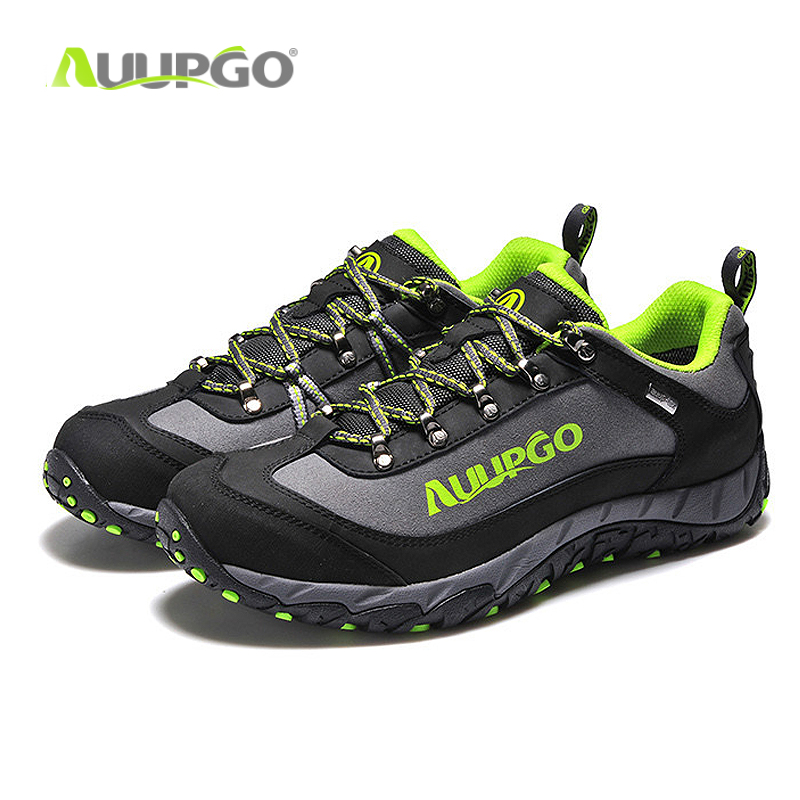 Men Outdoor Shoes Waterproof Hiking Shoes Senderismo Breathable Climbing Mountain Boots Walking Sport Sapato Trekking Sapato sale outdoor sport boots hiking shoes for men brand mens the walking boot climbing botas breathable lace up medium b m