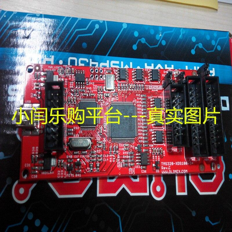 TMS320-XDS100-V3Olimex Emulator / Simulator XDS100V3 DSP / ARM HIGH