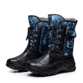 New Winter Men Boots Motorcycle Waterproof Racing And Motocross Outdoor Shoes Snow Boots For Man