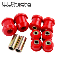 WLR RACING FRONT UPPER AND LOWER CONTROL ARM BUSHINGS For Honda Civic 1992 1995 For Acura Integra 1994 2001 WLR CAB08 3