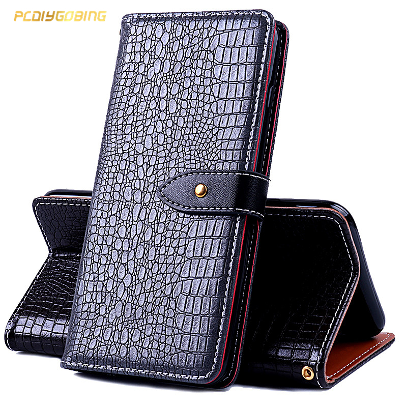 Delicious Wallet Crocodile Pattern Leather Case For Xiaomi Mi 5 5x Mi A1 A2 Mi6 6x Mi Note 3 Mix 2s Mi 8 8se Flip Cover Cases