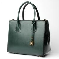 2017 Spring Women Genuine Leather Bags 100 Real Natural Leather Women S Handbags Designer Brand Female