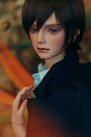 1 3 Scale BJD Pop SD Boy Handsome Man Switch Soseo Figures Doll DIY Model Toys