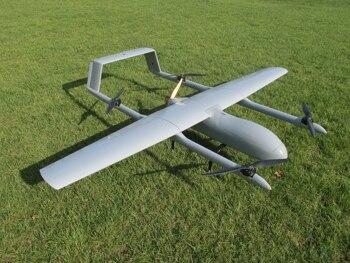 деревянные комплекты самолетов | Вертикальный взлет и посадка Skyeye 2930 мм размах крыльев FPV Самолет H-хвост VTOL UAV рама платформы комплект