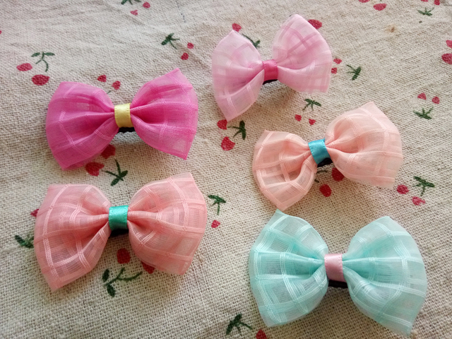 Cool Hair Bows Bow Adorable Dog - 100pcs-Cute-Tulle-Pet-Hair-Bows-Hair-Clips-For-Small-Dogs-Puppy-Teddy-Yorkshire-Chihuahua-Boutique  2018_48177  .jpg