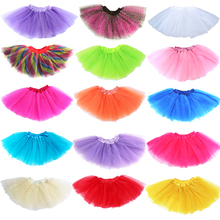 2014 Free Shipping New Fashion Kid Girls Tutu Skirt tulle Girl Princess skirt  13colors promotion