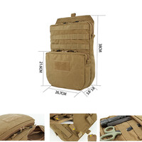 Molle 3L Tactical Pouch 1000D Hydration Backpack Nylon Water Pack