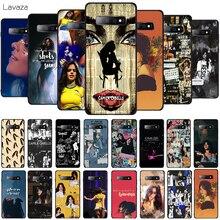 Lavaza Camila Cabello Soft Phone Cover for Samsung Galaxy S8 S9 S10 Plus A6 A8 A9 2018 A30 A50 TPU Case