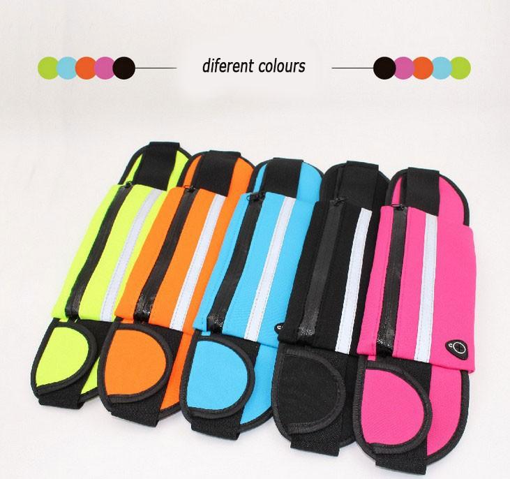 Outdoor Running Waist Bag Waterproof  Mobile Phone Holder Jogging Belt Belly Bag Women Gym Fitness Bag Lady Sport Accessories 15