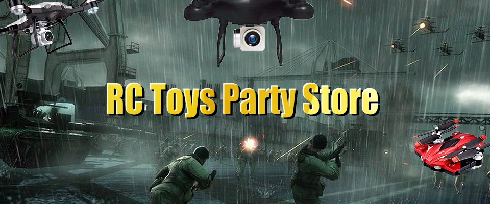 RC Toys Party Store
