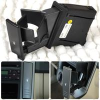 6Q0858602G 6Q0858602E New Center Console Water Drink Cup Holder Fit For VW Polo 9N 2002 2003