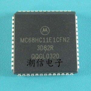 Бесплатная доставка new100 % MC68HC11E1CFN2 PLCC-52