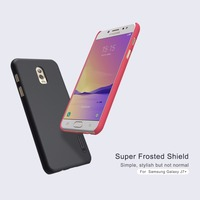10pcs Lot Wholesale NILLKIN Super Frosted Shield Case For Samsung Galaxy C8 5 5 PC Plastic