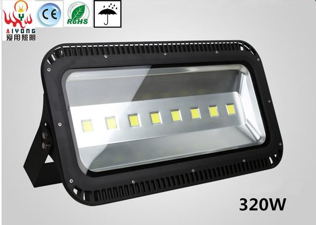 Verlichting Voor Garage : Waterdichte led schijnwerper 320 w tunnel licht outdoor vierkante