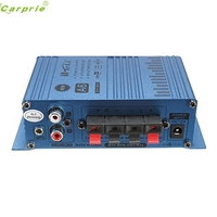 Top Quality Mini Hi Fi MONo Audio Stereo Amplifier For Car Motorcycle Boat RCA Jack Home
