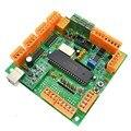 4 Eixo USB Controlador CNC CNC Placa de Interface USB MACH3 USB CNC 2.1 MK1 Atualização da Placa De Controle