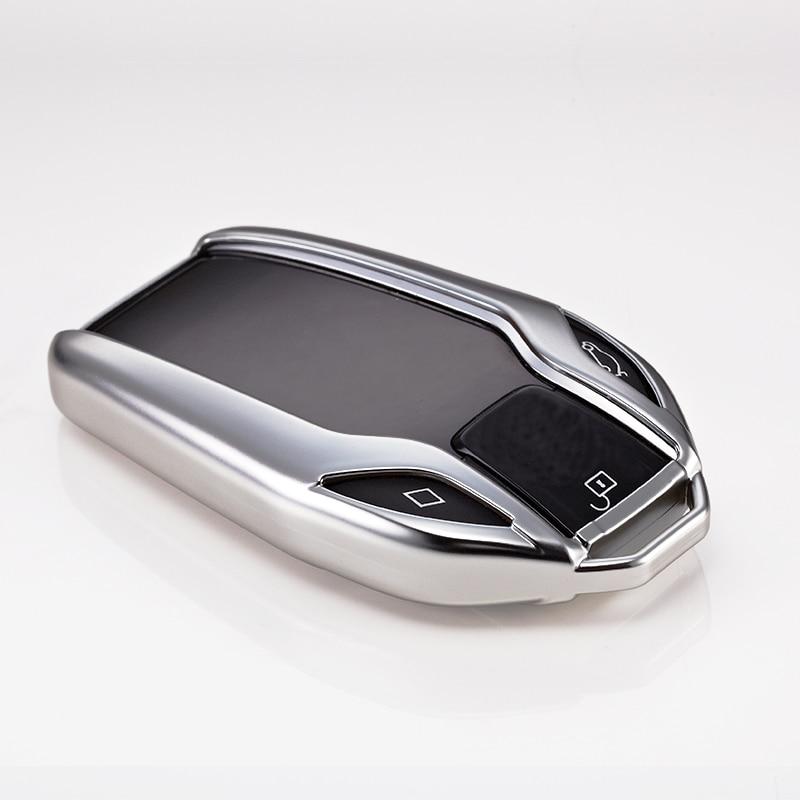 New Tpu Car Key Case Cover For Bmw 2018 640i 740le M760li 530d 750li