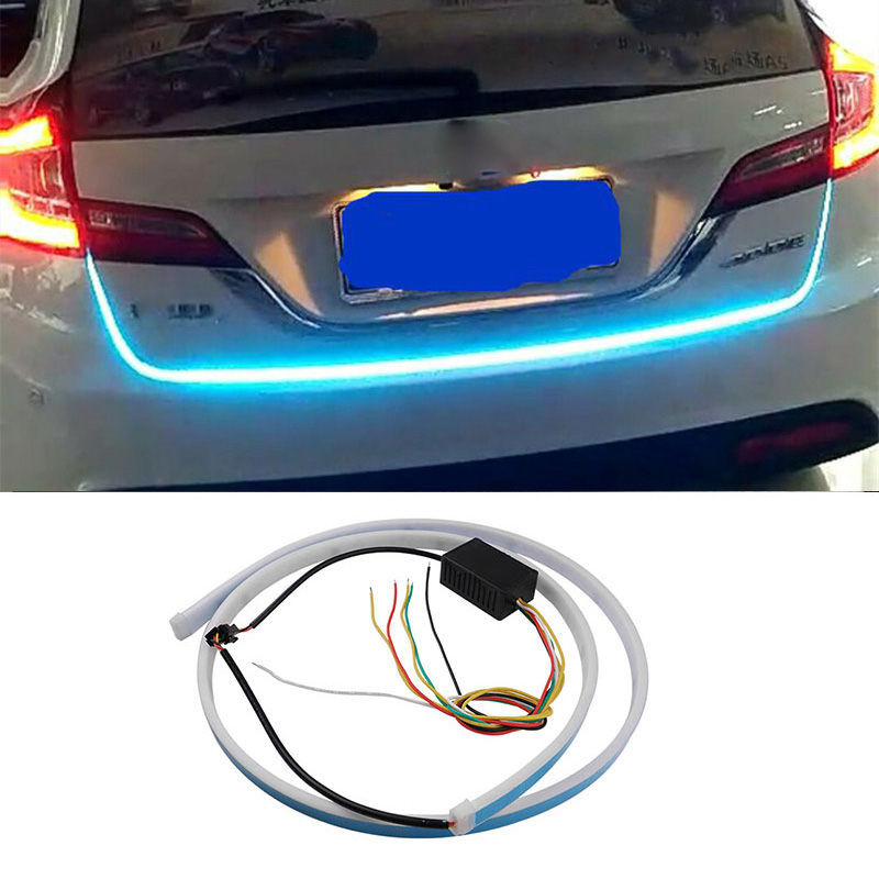 1Set car Signal Lamp Tail Light For Lada Citroen c5 BMW X5 E53 Ford Fiesta Toyota Rav4 Honda Civic Hyundai Solaris Accessories