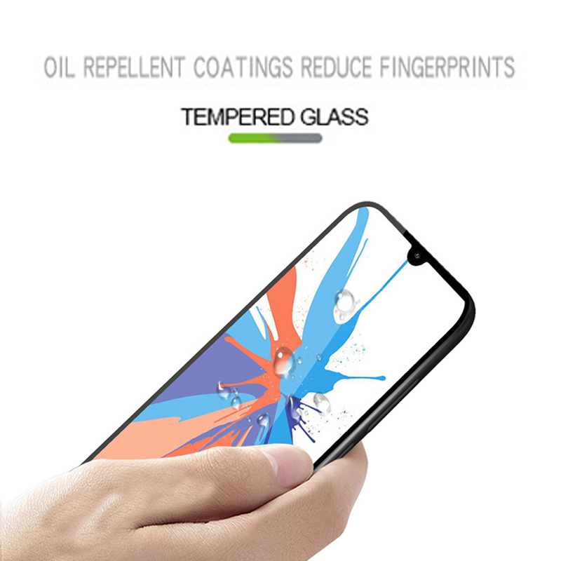Image 4 - 9H Protective Glass On Y6 2019 For Huawei Y6 Prime Y7 Pro Y5 Y9 Y 5 6 7 9 2019 Tempered Glass Safety Film Screen Protector Glas-in Phone Screen Protectors from Cellphones & Telecommunications