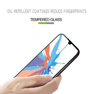 Image 4 - 9H verre de protection sur Y6 2019 pour Huawei Y6 Prime Y7 Pro Y5 Y9 Y 5 6 7 9 2019 verre trempé Film de sécurité écran protecteur verre