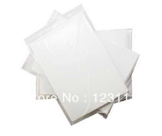 100sheets heat tansfer sublimation paper Perfect color transfer for Epson C88, C120, 1400, 1800, 4000, 4800, 4880