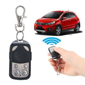 Image 5 - Kebidu 433MHZ אלחוטי מוסך שלט רחוק למידה קוד לשכפל מפתח Fob שיבוט שער מוסך דלת רכב שער מפתח
