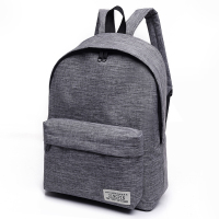 Bacisco Canvas Backpack Large Capacity Laptop Backpack Women Men Top Quality School Bags For Teenager Travel