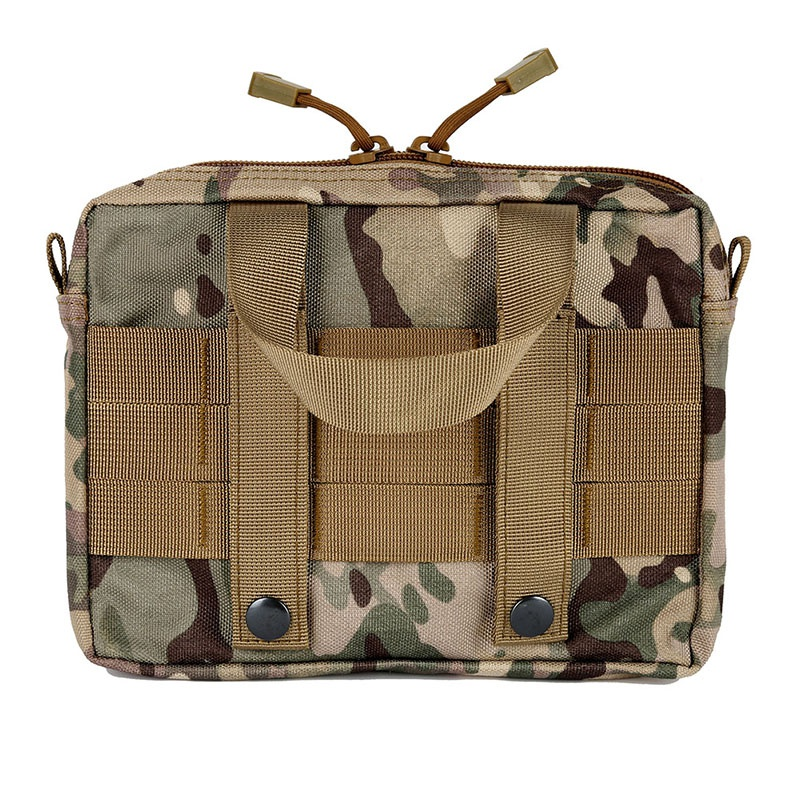 New Hunting Tool Pouch Military Combat Gear Multicam Black Coyote Brown Plug-in Debris Waist Bag Hunting Tool Pouch