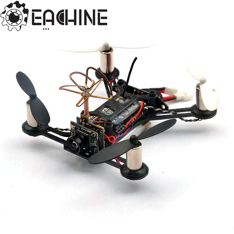 Фотография New Arrival Eachine Tiny QX95 95mm Micro FPV LED Racing Quadcopter Based On F3 EVO Brushed Flight Controller