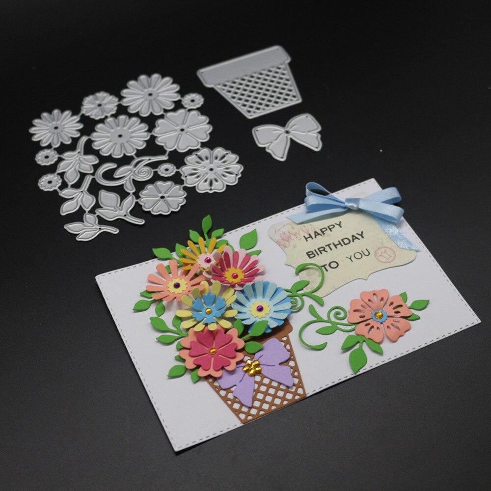 Cute Diy Paper Flower Basket Tecstar