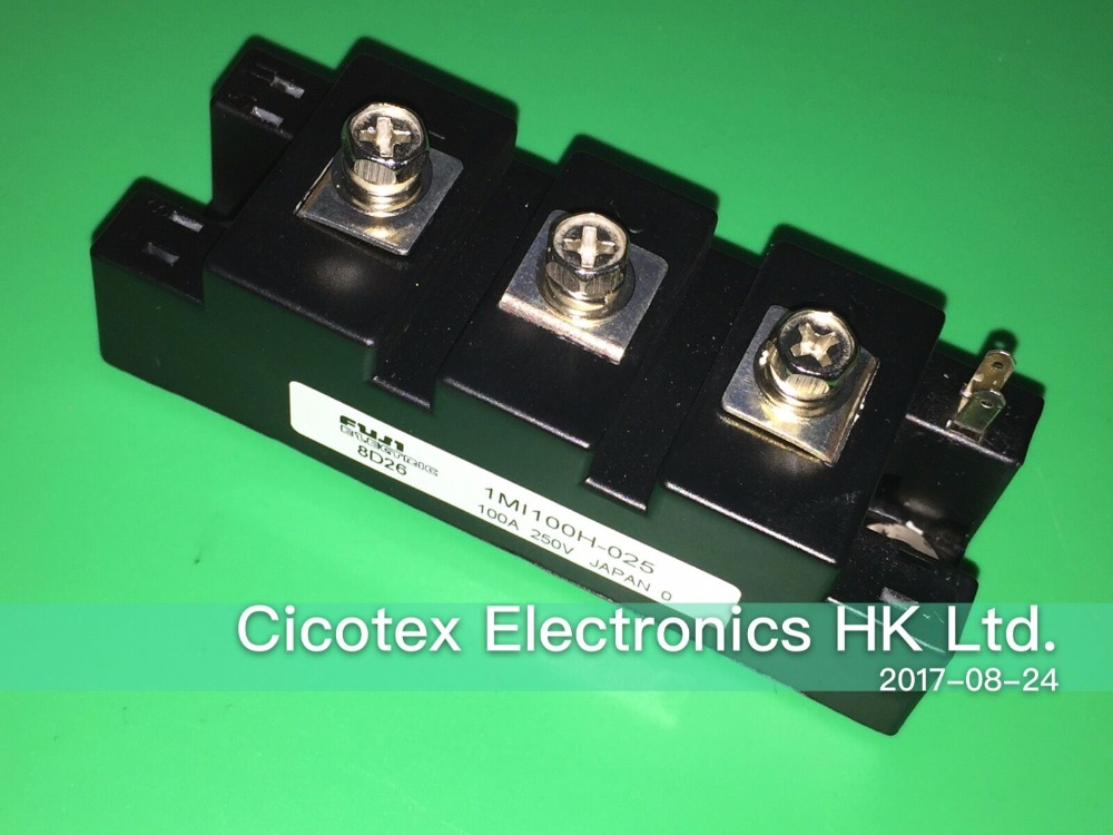 1MI100H-025 POWER MODULE IGBT 100A 250V 1MI100H025 MODULES (2)