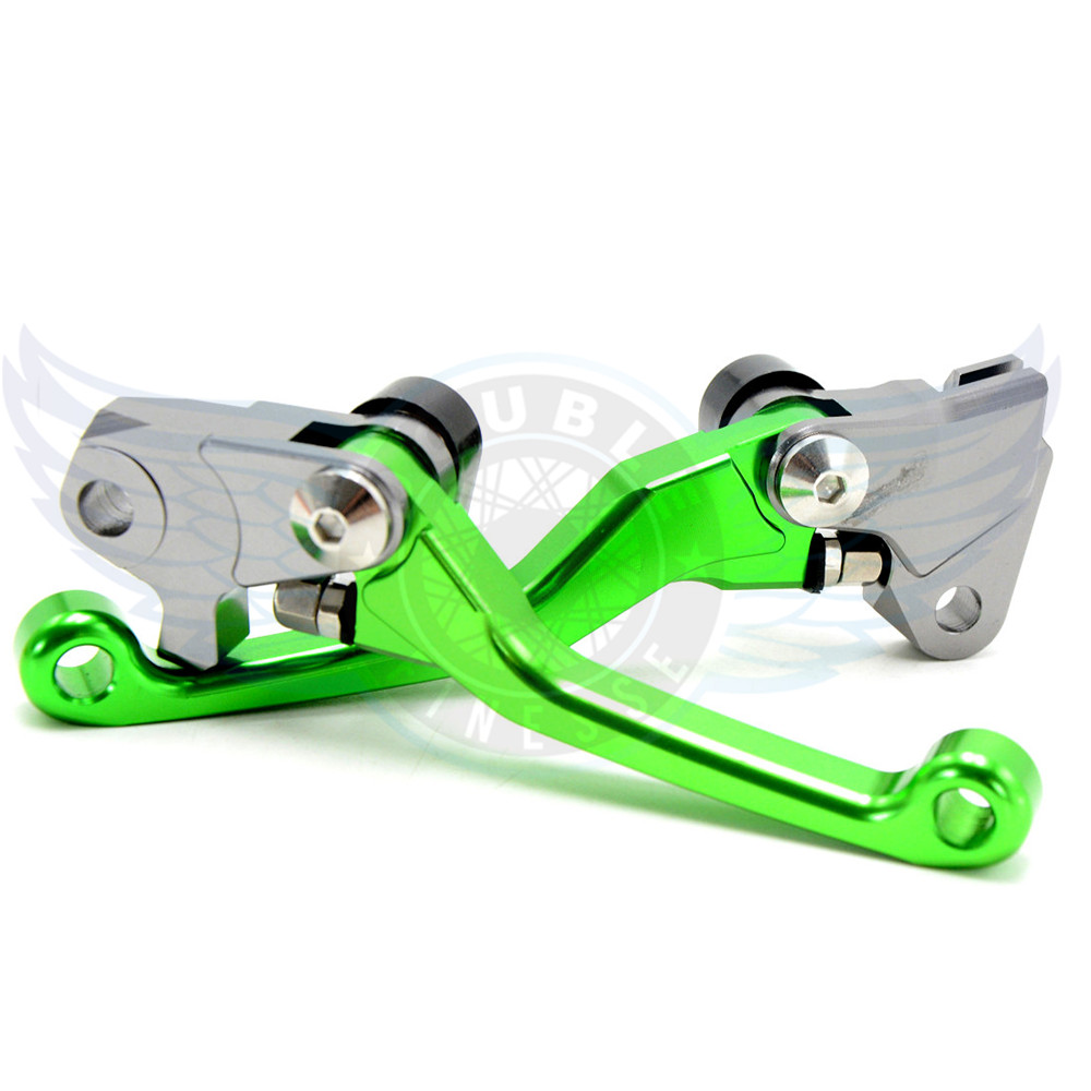 ФОТО motorcycle accessories increased torque of cnc pivot brake clutch levers For KTM 105SX 2009 2010 2011