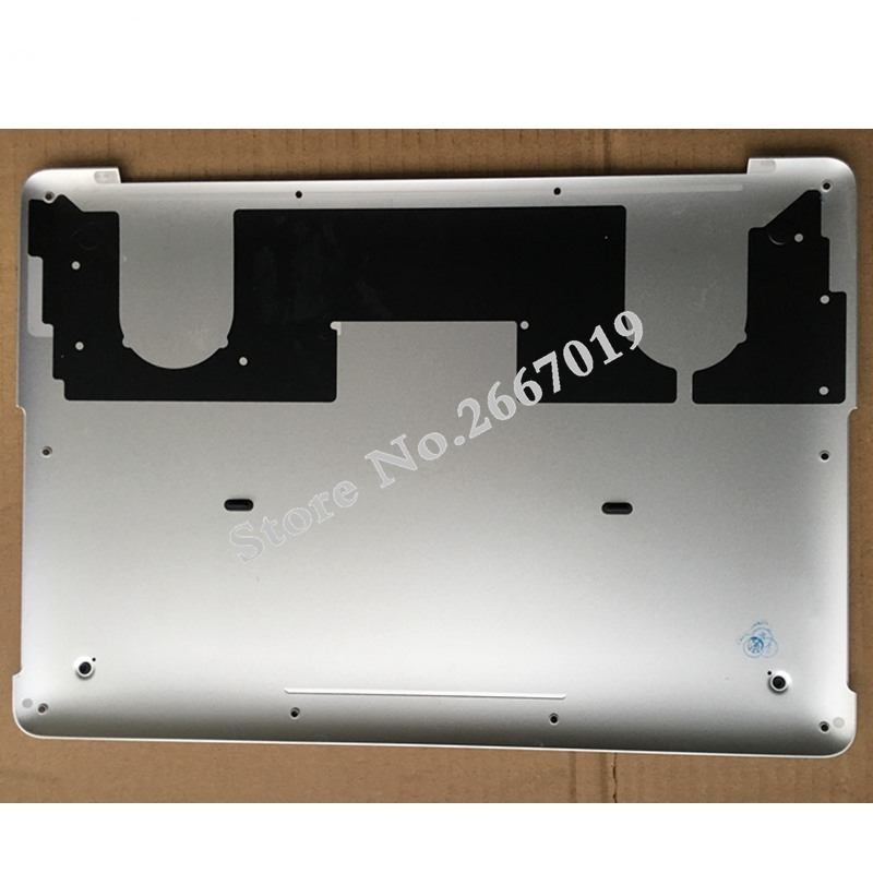цена на New case For Bottom Case For Apple for Macbook PRO 13 A1425 MD212 MD213 ME662 Bottom Case Lower Base Cover D SHELL