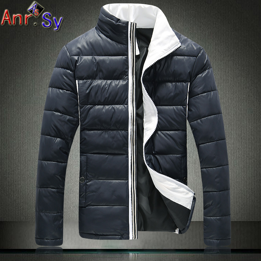 T china cheap wholesale 2016 autumn winter new men fashion casual thickening keep warm stand collar slim cotton-padded jacket  free shipping 2016 autumn winter new korean version fashion city men slim casual zipper cotton padded jacket cheap wholesale