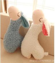 Gifts for children 1pc 55cm cute little sheep cloth font b doll b font sleep abb
