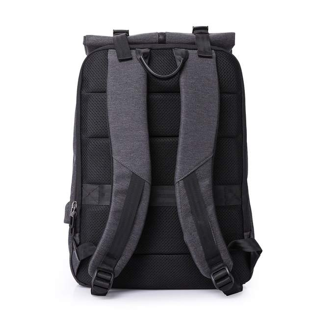 e087694bda61 802 New Fashion Men's backpack Leisure bag trend Simple large capacity  Computer bag Travel Business Oxford Backpack-in Backpacks from Luggage &  Bags ...