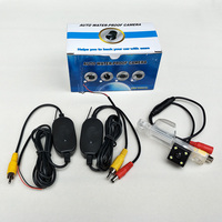 Car Parking Camera For Daewoo Winstorm MaXX 2008~2011 / RCA AUX Wireless Cameras / HD CCD Night Vision Rear view Camera