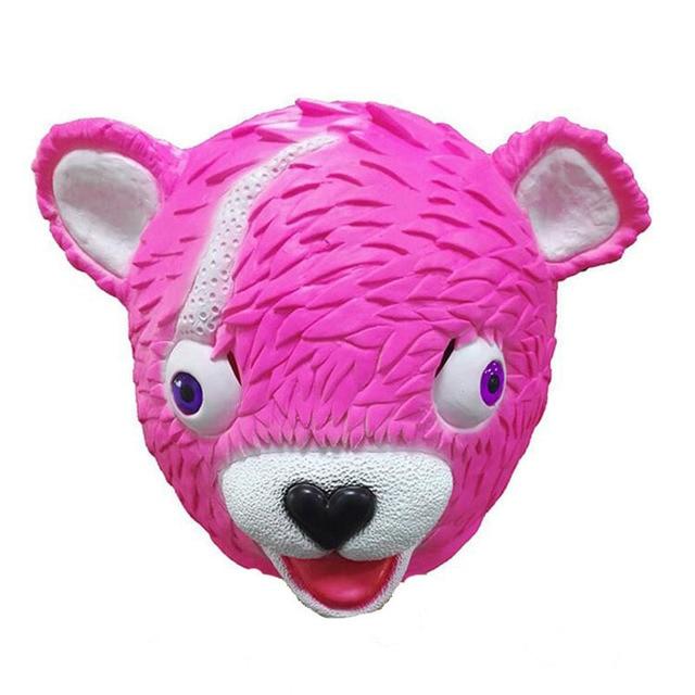 panda cuddle pink bear team leader fox john wick reaper mask animal