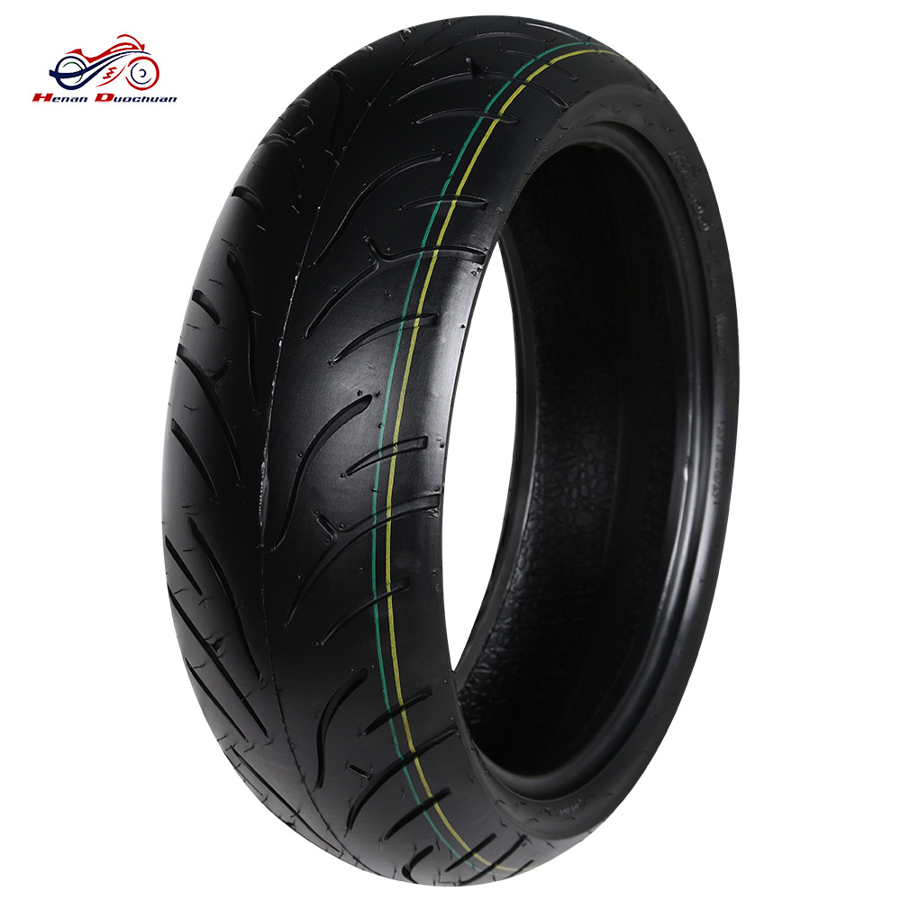 Motorcycle Antiskid Tires F800S K1200ST Motorcycle Wheel Rim Tire  Front Rear Motorcycles Rubber Tyres 120 70 180 55 17 #b