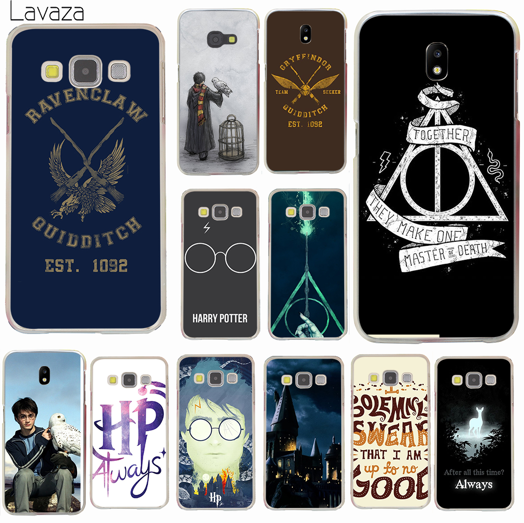 Lavaza Harry Potter always Slytherin School Hard Phone Case for Samsung Galaxy J3 J1 J2 J7 J5 2015 2016 2017 J2 Ace Pro J5 Prime