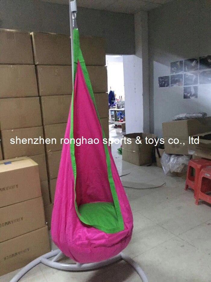 Stock Hanging Pod Chair Indoor