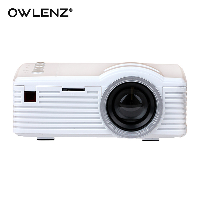 Owlenz sd20 mini pocket sized projector best playmate toy for Pocket pc projector