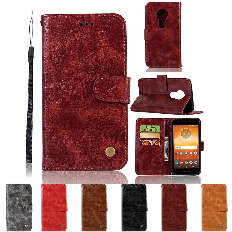 Cases for Motorola moto E5 Play 5th Gen XT1921-1 flip phone bag for Motorola