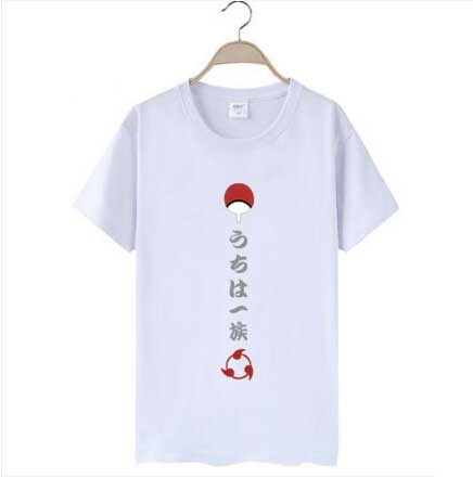 Naruto's Uchiha Clan T-shirt / 5 colors