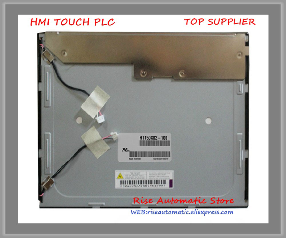 HT150X02-100 15 inch 1024*768 LCD LCD scr een Display Industrial A+ industrial display lcd screenoriginal authentic 12 1 inch nl8060bc31 18e