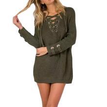 Женский свитер 11.11 2016 V Sweter